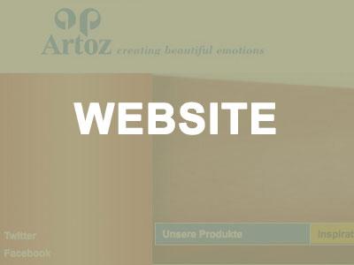Artoz WebShop