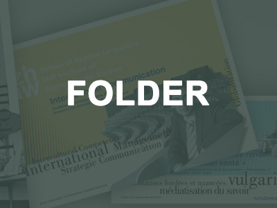 IAM Informations-Folder