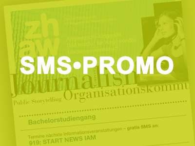 IAM SMS Kampagne