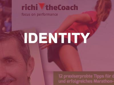 RichtheCoach Identity
